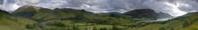 Late Summer View Of Glenfinnan...