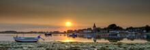 Summer Sunset Over Bosham Harb...
