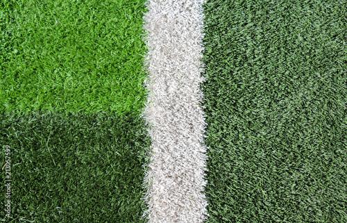 Tela Textura de grama sintética de campo de futebol