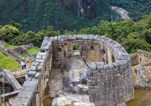 Fotografie, Obraz  Machu Picchu, Peru