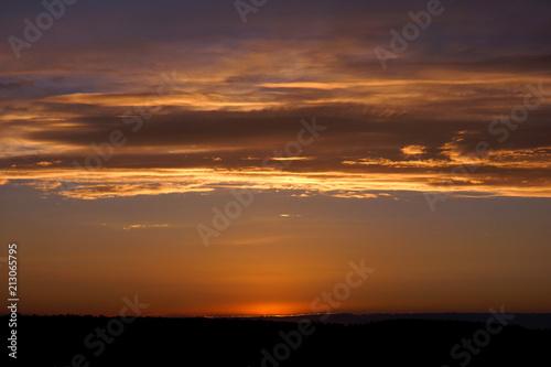 In de dag Ochtendgloren Sunrises and sunsets