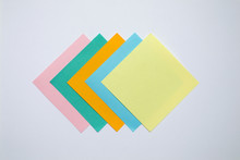 Kolorowe Kartki Papierowe Do N...