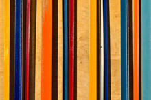 Vertical Lines Colorful Pattern