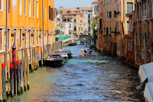 Fotografie, Obraz  Cores de Veneza