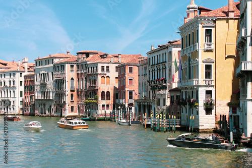Foto op Plexiglas Venetie Arquitetura em Veneza