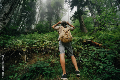 Fotomural Freedom and travel