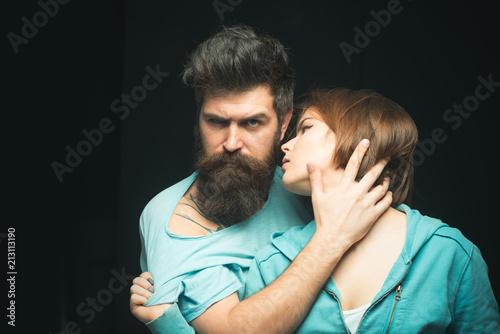 She Likes His Soft Beard Women Love Bearded Brutal And Masculine