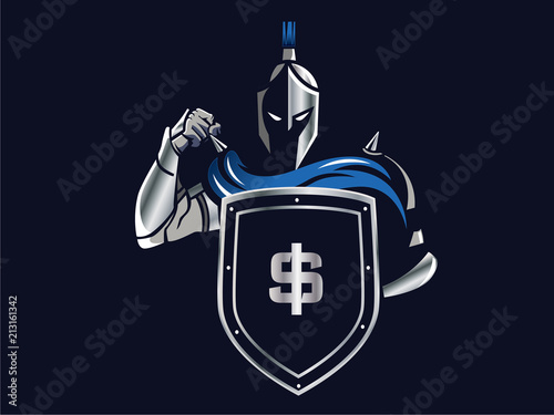 Photo  knight logo