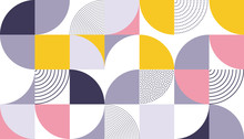 Geometric Pattern Vector Backg...