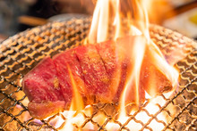 焼き肉・炭火・七輪
