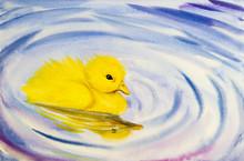 Painting Art Watercolor Landsc...