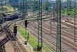 Schienen Eisenbahnschienen