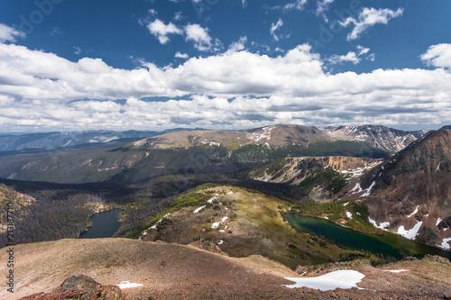 Foto op Aluminium Zalm National Park Canada, Canadian Rocky Mountains