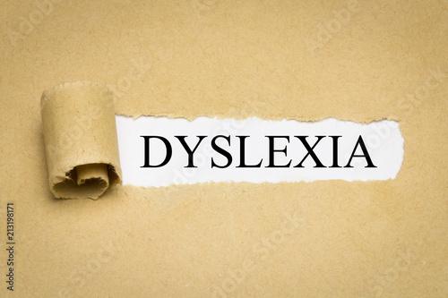 Photo Dyslexia