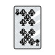 doodle ten clovers casino card game