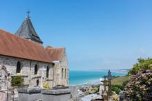 Église Saint-Valery Et Cimetière Marin De Varengeville-sur-Mer