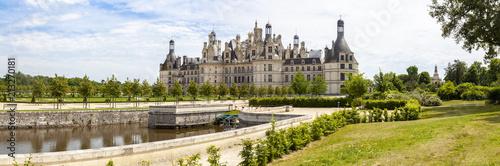 Fotografie, Obraz  Schloss Chambord