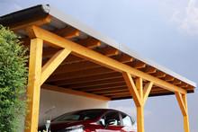 Hochwertiger Carport Aus Holz