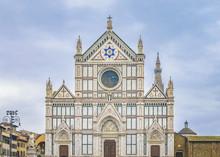 Piazza Di Santa Croce, Florenc...