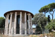 Ancient Temple Of Hercules Vic...