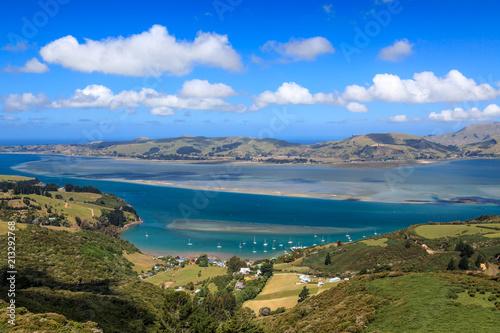 Photo  Otago peninsula, Dunedin, New Zealand