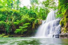 Tropical Deep Forest Klong Cha...