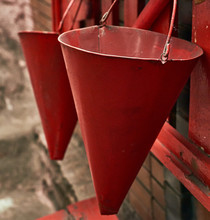 Conical Fire Bucket