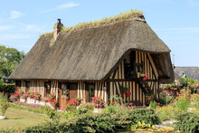 Old Traditional Cottage In Nor...