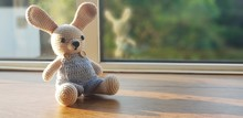 Cute Crochet Bunny