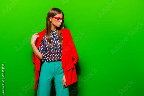 Fotografie, Obraz  bright summer style
