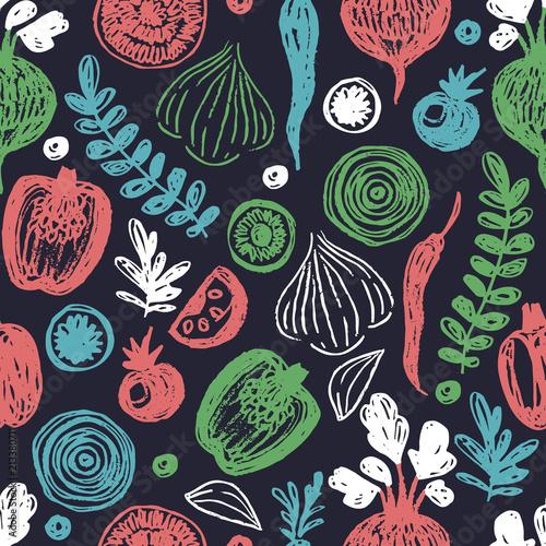 wzor-swiezych-warzyw-szkicowej-zabawy-zdrowy-lasowania-tlo