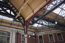 London, United Kingdom - June 27, 2018 : View Of Victoria Station