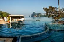 Pool At Ao Loh Dalum Beach, Ph...