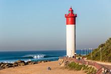 Beach Lighthouse Ocean