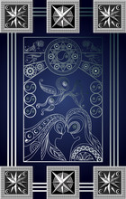 Graphical Illustration Of A Tarot Card 2_2