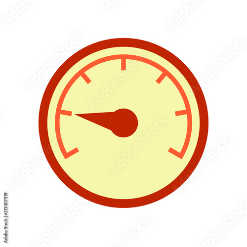 line meter icon. Meter Icon Object. Counter. . - Buy this stock ...