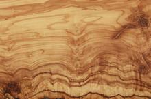 Close Up Olive Wood Texture Ba...