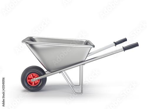 Fotografia wheelbarrow