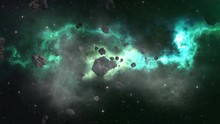 Flying Through An Asteroid Field