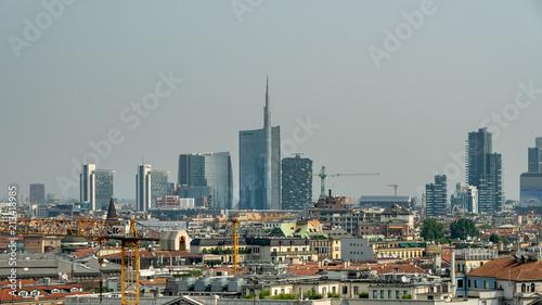 Cadres-photo bureau Milan Milan