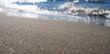 Strand als Hintergrund