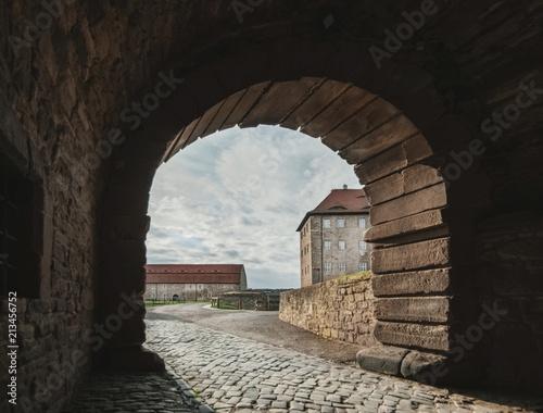 Fotografía  Durchgang