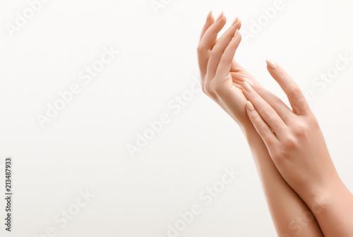 Fotografia Beautiful Woman Hands