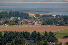 Amrumer Mühle Aus Der Ferne