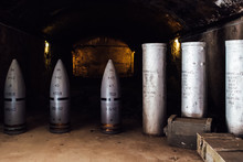 Large-caliber Projectiles 35 Batteries In Sevastopol