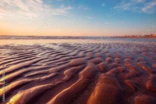 Fotografia Tropical beach at low tide