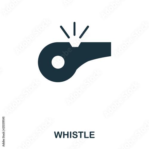 Cuadros en Lienzo Whistle icon