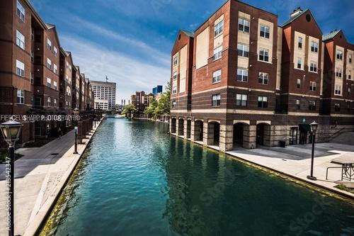Fotografie, Obraz  Indy Canal