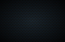 Black Abstract Background With Blue Rectangles, Modern Vector Widescreen Background, Simple Texture Illustration