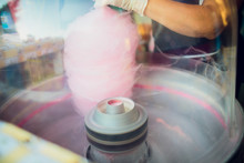Making Of The Cotton Candy
